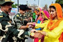 'Raksha Bandhan' Celebration in India