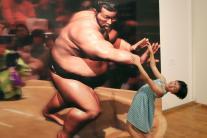 3D Trick Art Exhibition by Japanese Artist 'Masashi Hattori' in Tokyo