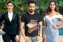 Team 'Baadshaho' Kick-start Promotions of film