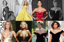 Iconic Vintage Looks at Awards Shows