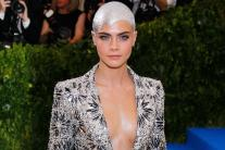 Cara Delevingne's Hair Transformation