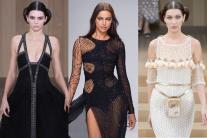 In Focus: Famous Models Walk the Ramp in Paris