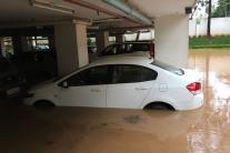 Heavy Rain Triggers Flash Floods in Bengaluru