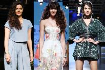LFW 2017: Bollywood Celebrities at Lakme Fashion Week in Mumbai