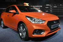 Hyundai Launches 2017 Next Gen Verna in New Delhi