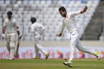 In Pics, Bangladesh vs Australia, First Test