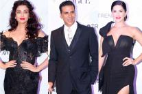 Bollywood Celebrities at Vogue Beauty Awards 2017