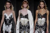 Fausto Puglisi women Fall/Winter 2018/19 fashion collection in Milan