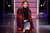 Tommy Hilfiger Spring/Summer 2018 runway show in London