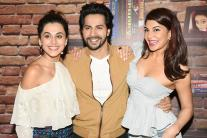 Star Spotting: Taapsee Pannu, Varun Dhawan, Jacqueline Fernandez, Kangana Ranaut, Kareena Kapoor...