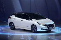 Nissan launches new Leaf Electric Car