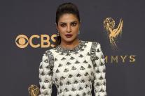 Priyanka Chopra at 2017 Emmy Awards Show