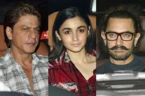 Bollywood Celebrities at Ranbir Kapoor's Birthday Celebration