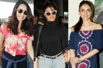Star Spotting: Shraddha Kapoor, Jacqueline Fernandez, Kareena Kapoor, Aditi Rao Hydari, Sana Khan...