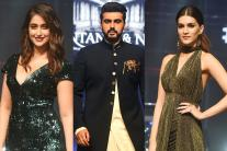 Ileana D'Cruz, Arjun Kapoor, Kriti Sanon at AUDI A5 Range Launch Party