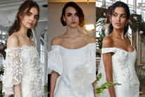 Marchesa Bridal Fashion Show in New York