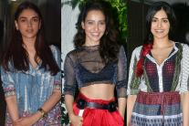 Celebs at Special Screening of Solo