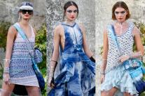 Chanel Spring/Summer 2018 Fashion Collection in Paris