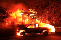 California Wildfires: At least 1,500 homes destroyed