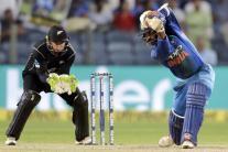 In Pics, India vs New Zealand, 2nd ODI
