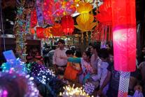 Diwali 2017: People Gear up To Celebrate The Festival Of Light