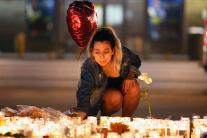Loved ones mourn for the Las Vegas attack victims