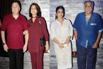 Bollywood stars party hard ahead of Karwa Chauth