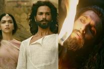 Deepika Padukone, Shahid Kapoor & Ranveer Singh's regal avatars from Padmavati