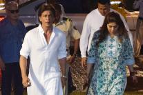 Kundan Shah's prayer meet: Shah Rukh Khan and other stars pay their last respects