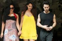 Disha Patani's lunch date with Tiger & Krishna Shroff