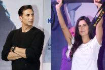 Katrina Kaif, Akshay Kumar at World's Biggest Kudo Tournament