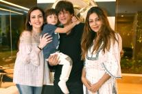 Star Spotting: Shah Rukh Khan, Alia Bhatt, Sonakshi Sinha, Aamir Khan, Akshay Kumar...