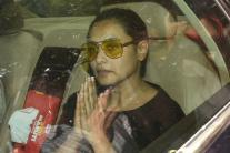 Rani Mukerji's Father's Funeral: Celebs Pay Their Last Respects