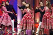 Akshay Kumar Shakes A Leg With Parineeti On The Great Indian Laughter Challenge