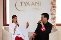 Celebs at Tyaani store launch