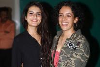 Aamir Khan, Kiran Rao at Secret Superstar Success Party