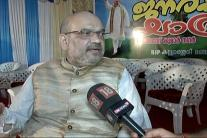Amit Shah: Violent Politics Will Get a Befitting Reply