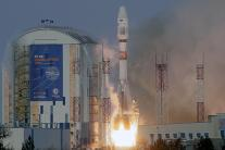Russia's Soyuz Rocket Launched From Vostochny Spaceport