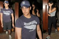 Akshay Kumar's son Aarav Spotted on a Dinner Date with 'Friend'