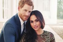 Prince Harry & Meghan Markle's Official Engagement Pics Are Out!
