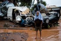 Shocking Pictures: Deadly Flash Floods in Greece