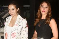 Helen's Birthday Party: Malaika Arora, Iulia Vantur Grab Eyeballs