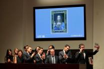 Leonardo da Vinci's Rare Painting Breaks World Record