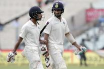 In Pics, India vs Sri Lanka, 1st Test Day 2