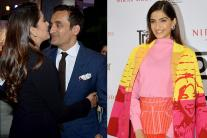 Sonam, Mira Dazzle At Conde Nast Traveller Signature Property