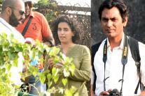 Nawazuddin, Sanya Malhotra Shoot For Ritesh Batra's Film
