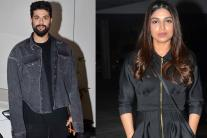 Bhumi Pednekar Parties With Her Besties in Style