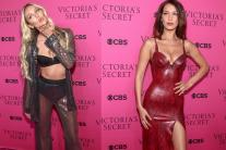 Top Models at Victoria's Secret Fashion Show Viewing Party