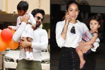 Star Kids Party at Isana Kapoor's Birthday Bash! See Pictures...
