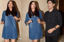 Aishwarya Rai Bachchan Steps Out in Denim Shirt Dress, Wows All